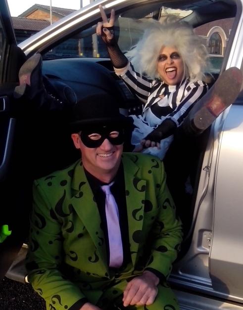 Hollywood Night - Mick & Tash