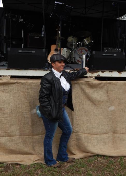 Tash, Lead Singer