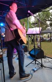 Brian Hill, Crippled Chicken Guitarist
